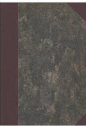 Külügyi Szemle 1929. év - Régikönyvek