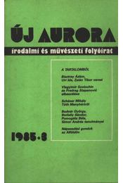 Új Aurora 1985. 3. - Régikönyvek