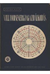 Villamosenergia gazdálkodás - Régikönyvek
