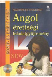 Angol érettségi feladatgyűjtemény - Régikönyvek