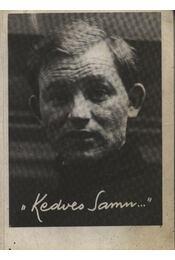 Kedves Samu (dedikált) - Régikönyvek