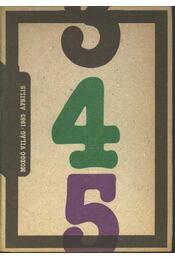 Mozgó Világ 1983/4. - Régikönyvek