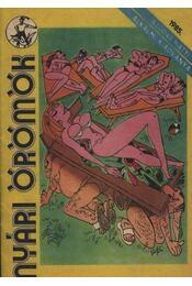 Nyári örömök 1985. ( Ludas Matyi alkalmi kiadványa) - Régikönyvek