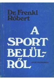 A sport belülről - Régikönyvek