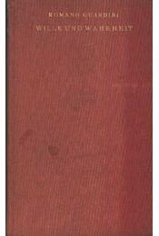 Wille und wahreit - Régikönyvek