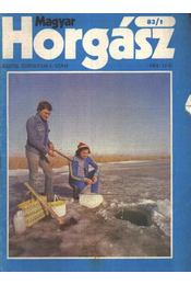 Magyar Horgász 1983. évf. (hiányos) - Régikönyvek