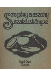 Szegény asszony szakácskönyve - Régikönyvek