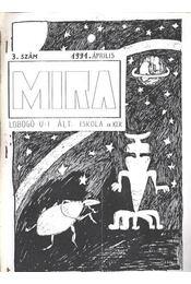 MIRA 1991/3. sz. - Régikönyvek