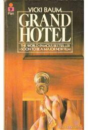 Grand Hotel - Régikönyvek