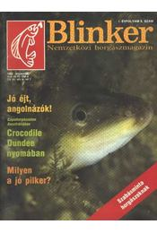Blinker 1990. szeptember I. évfolyam 6. szám - Régikönyvek