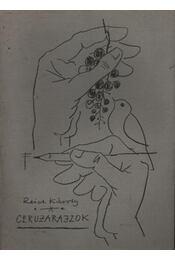 Ceruzarajzok - Régikönyvek