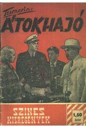 Átokhajó - Régikönyvek