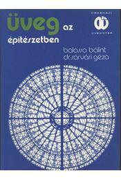 Üveg az építészetben - Régikönyvek