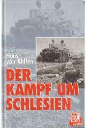 Der Kampf um Schlesien 1944-1945 - Régikönyvek