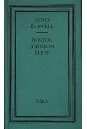 Doktor Johnson élete - Régikönyvek