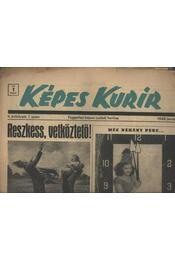 Képes Kurír 1948. évf. hiányos - Régikönyvek