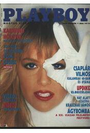Playboy 1990 február - Régikönyvek