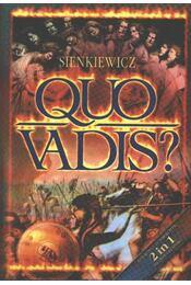 Quo vadis? I-II. kötet (egyben) - Régikönyvek