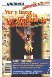 Ver y hacer en la Ciudad de México - Régikönyvek