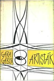 Artisták - Régikönyvek