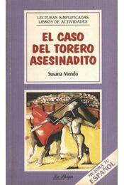 El caso del torero asesinadito - Régikönyvek