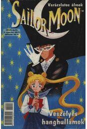 Sailor Moon 1999/4. április 4. szám - Régikönyvek