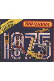 Matchbox 1975. - Régikönyvek