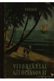 Vitorlással két óceánon át - Régikönyvek