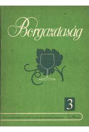 Borgazdaság 1987/3. - Régikönyvek