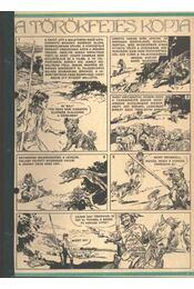 A törökfejes kopja - Régikönyvek