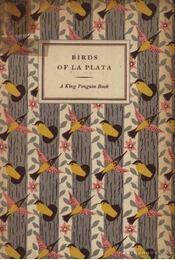 Birds of La Plata - Régikönyvek