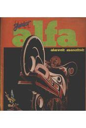 Alfa 1980. március - Régikönyvek