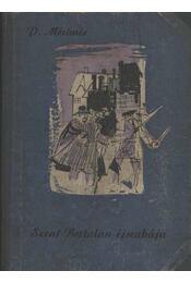 Szent Bertalan éjszakája - Régikönyvek