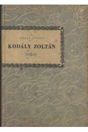 Kodály Zoltán - Régikönyvek