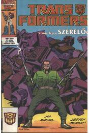 Transformers 1996/3 31. szám - Régikönyvek