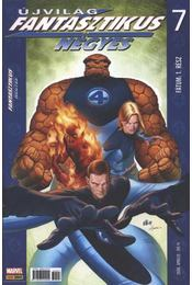 Fantasztikus Négyes 7. 2006. április - Régikönyvek