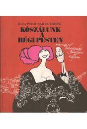 Kószálunk a régi Pesten - Régikönyvek