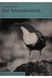 A nádirigó (Die Wasseramsel) - Régikönyvek