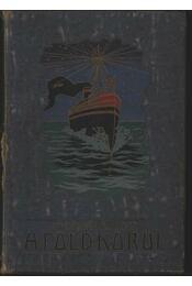 Nyugot-India és Afrika (A Föld körül II.kötet) - Régikönyvek