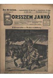 Borsszem Jankó 1923. évf. (hiányos) - Régikönyvek