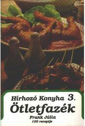 Hírhozó konyha 3. - Ötletfazék - Régikönyvek
