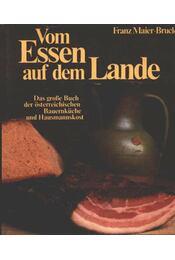 Vom Essen auf dem Lande - Régikönyvek