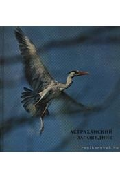 Az asztrahanyi természetvédelmi terület (Астраханский заповедник) - Maskov, B., Ruszanov, G. - Régikönyvek