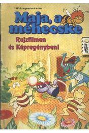 Maja, a méhecske 1991/8. - Régikönyvek