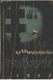Az Új Magyarság Évkönyve 1937. - Régikönyvek