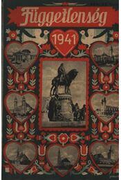 Függetlenség 1941 - Régikönyvek