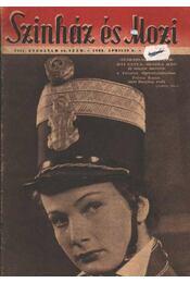 Szinház és Mozi 1955. április VIII. évfolyam 14. szám - Régikönyvek