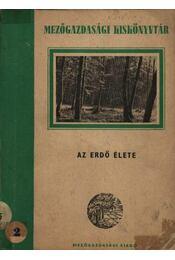 Az erdő élete - Régikönyvek