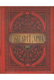 Képes családi lapok - huszonharmadik kötet, 1901-ik évfolyam - Régikönyvek