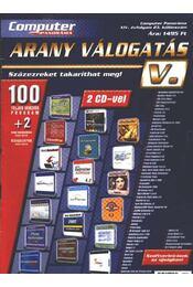 Computer panoráma különszám V. - Régikönyvek